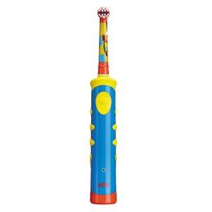 Bàn chải điện Oral-B Power Stages Mickey Music cho bé