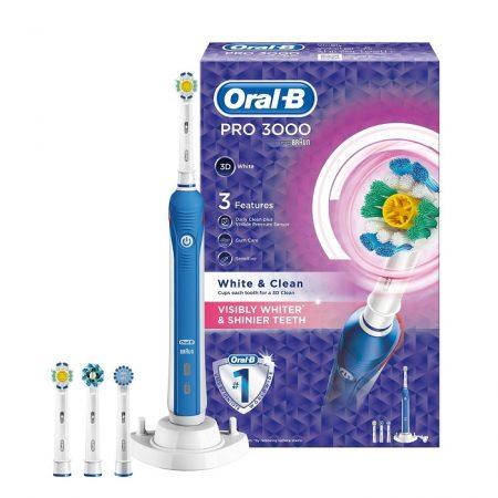 Bàn chải điện Oral-B Pro 3000 4