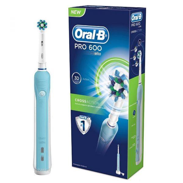 Bàn chải điện Oral-B Pro 600 3