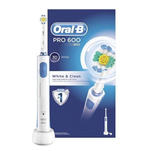 Bàn chải điện Oral-B Pro 600 7