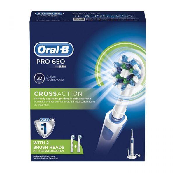 Bàn chải điện Oral-B Pro 650 4