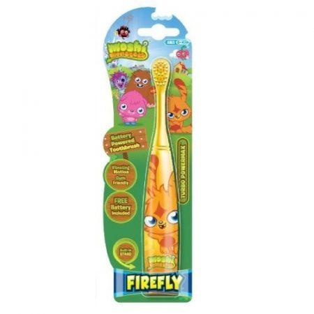 Bàn chải pin Firefly Moshi Monster cho bé