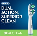 Đầu bàn chải điện Oral-B Dual Clean