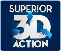 Superior 3D Action