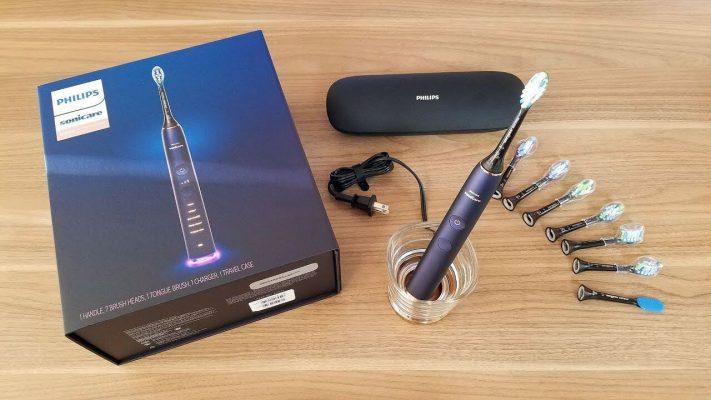 Philips Sonicare DiamondClean Smart 9700